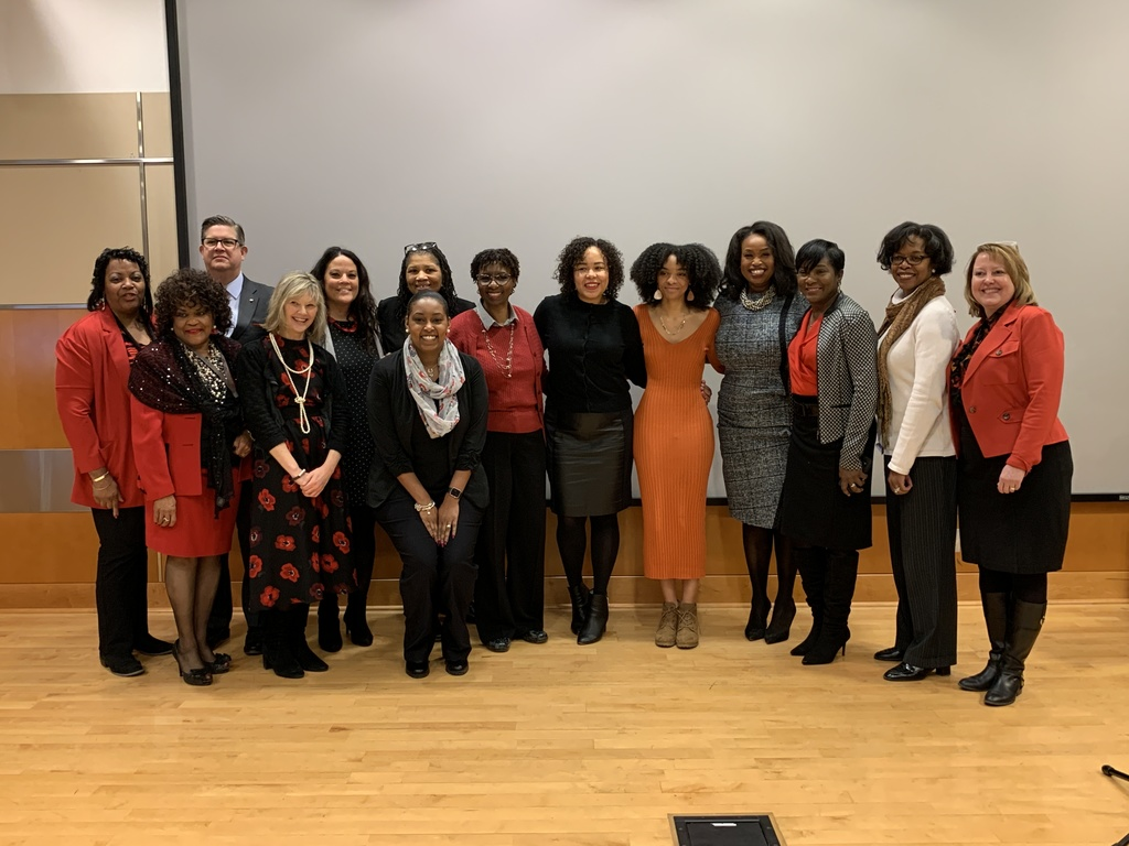 OSU Wexner Medical Center Black History Month Program organizers and presenters.